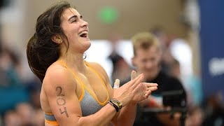 Event Win Puts Lauren Fisher at the Top of the Leaderboard