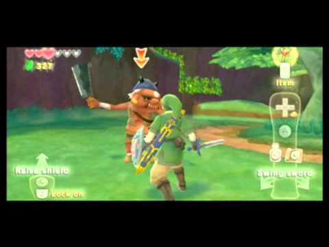 Reacción Radio Blodec Zelda Skyward Sword E3 2010