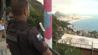 New police system set up in Rio de Janeiro for Olympics