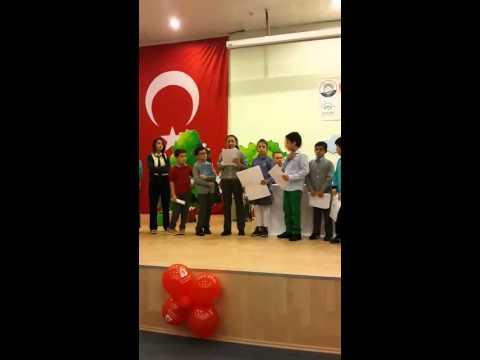 Trabzon Ortahisar Belediyesi Çocuk Meclis Başkanı FATMA NUR BAYIR