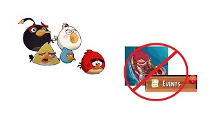 Rovio discontinued the Angry Birds Epic Arena and Events 😢