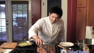 Grilled Asian Bbq Skewers Trio (pork, Chicken, & Beef)