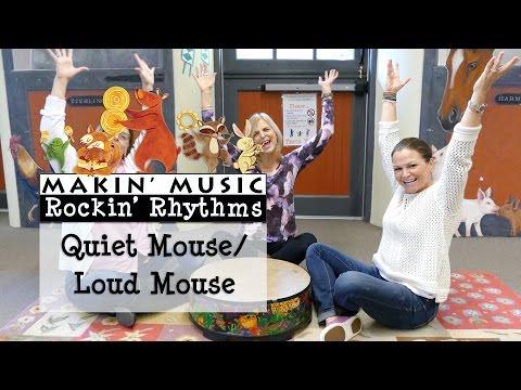 Quiet Mouse/Loud Mouse