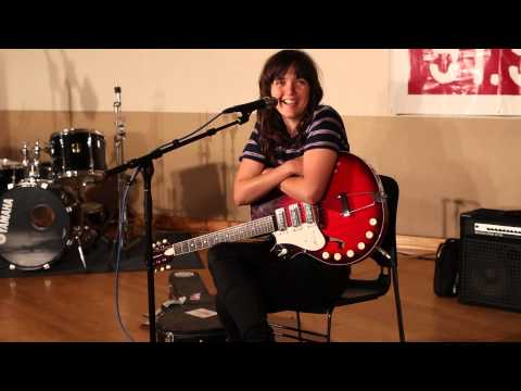In-Studio featuring Courtney Barnett, WFPK Radio Louisville