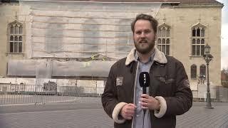 Védett épületben bontottak a Pénzügyminisztérium  Várba költözése miatt  19-11-18