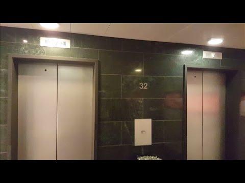 """4 Aufzüge Schindler @""""Hotel Swissôtel****"""" Schulstrasse 44, 8050 Zürich, Schweiz"""