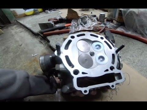 Husqvarna SMR 510 Engine Rebuild