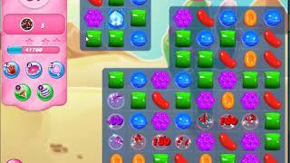 Candy Crush Saga   level 694 no boosters
