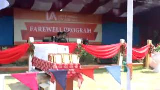 Trishuli bagera LA farewell