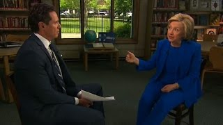 Hillary Clinton full CNN interview (part 2)