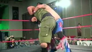Samoan Soldiers vs Team Elite pt.2 - Booker T's PWA Vault Match -