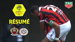 OGC Nice - Montpellier Hérault SC ( 1-0 ) - Résumé - (OGCN - MHSC) / 2018-19