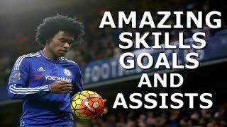 WILLIAN 2016/2017 | BEST GOALS & SKILLS | CHELSEA.FC