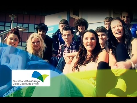 CAVC: Cardiff And Vale College Launch