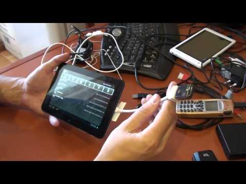 видео: Что можно подключить к планшету?