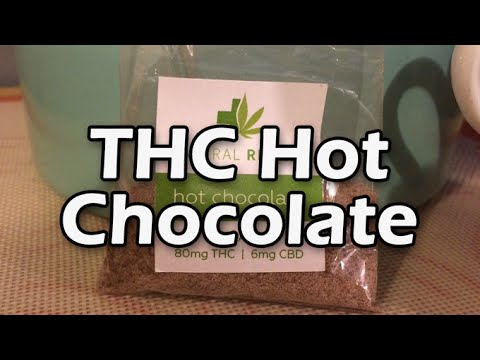 Marijuana Hot Chocolate!!