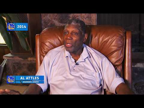 Warriors Legend: Al Attles - Part 1