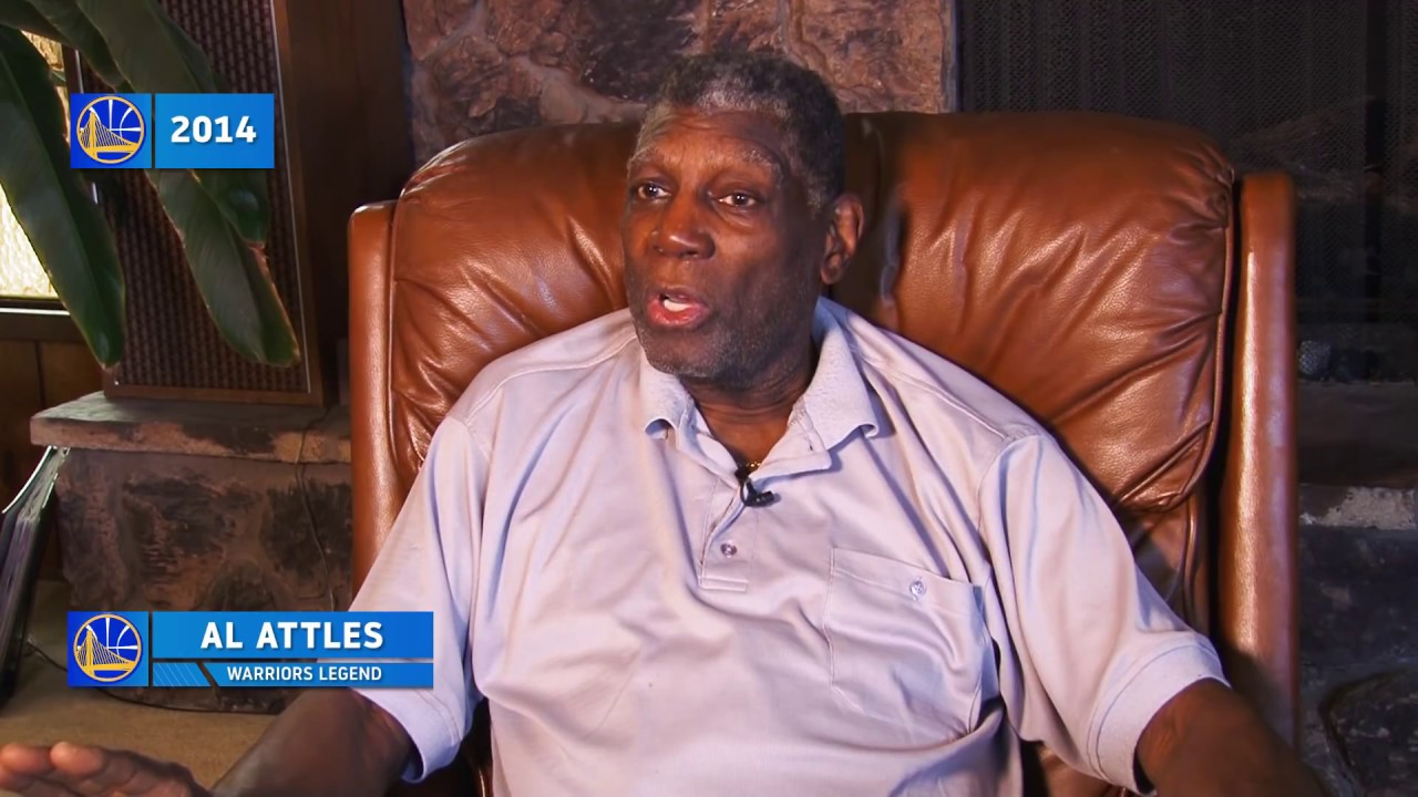Warriors Legend Al Attles Part 1