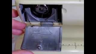 Bernina Record Sewing Machine - A Couple Of Reasons Why I Love It