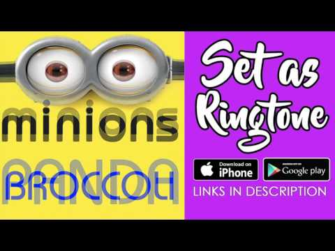 Top 10 Minions Ringtone of the month!