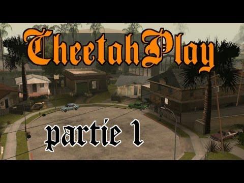 CheetahPlay GTA San Andreas1/28 (WT PS2)