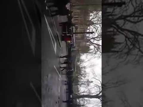 Terroralarm in London am 22.3.17