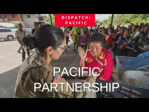 Dispatch: Pacific | Pacific Partnership