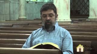 Ecos da Catedral - 10/07/2015 - Jonas tem Consciência de sua Desobediência  Rev. Joel Theodoro