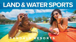 Best All-Inclusive Resort Land & Water Sports | Sandals Resorts