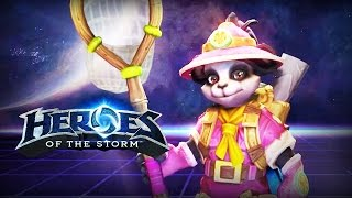 ♥ Heroes of the Storm (Gameplay) - Lili, So Easy, So Good(HoTs Quick Match)