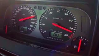 990HP VW Golf 2 VR6 Turbo Acceleration SOUND