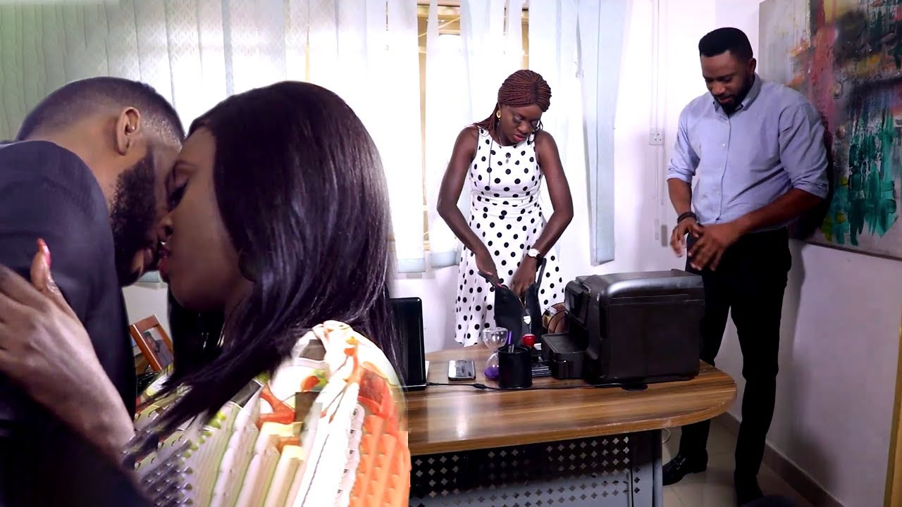 Download How The Pretty Secretary Got Her Lonely Billionaire Boss Madly In Love With Her-2021 Nigerian Movies