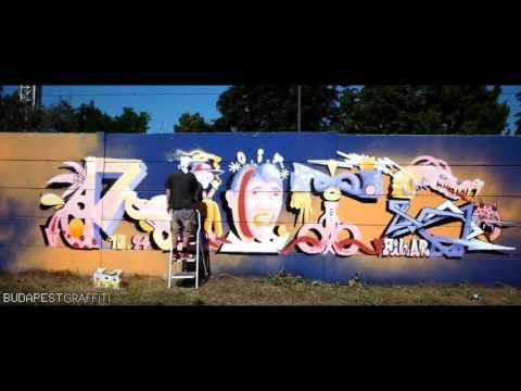 Budapest Graffiti Presents: Meeting of Styles Hungary