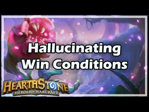 [Hearthstone] Hallucinating Win Conditions