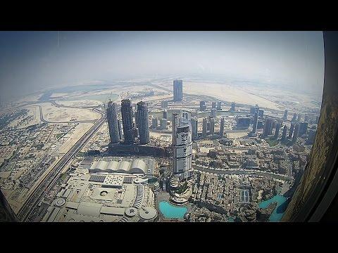 BURJ KHALIFA AT THE TOP United Arab Emirates DUBAI
