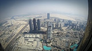 BURJ KHALIFA AT THE TOP United Arab Emirates DUBAI