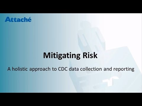 Mitigating Risk - A holistic approach to CDC data collection and reporting