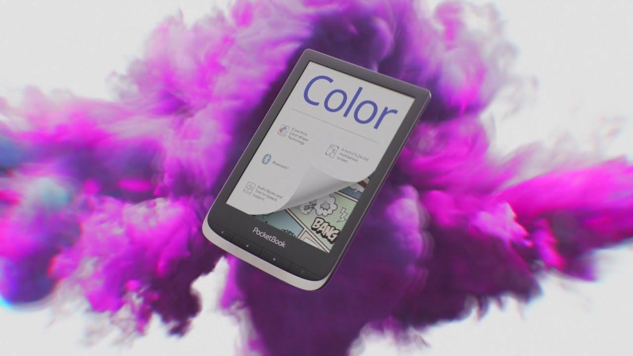 PocketBook Color - Reklama PL