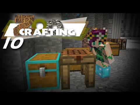 Wyntr Loves| Zoo Crafting |10| Ft Eneija | New Things!