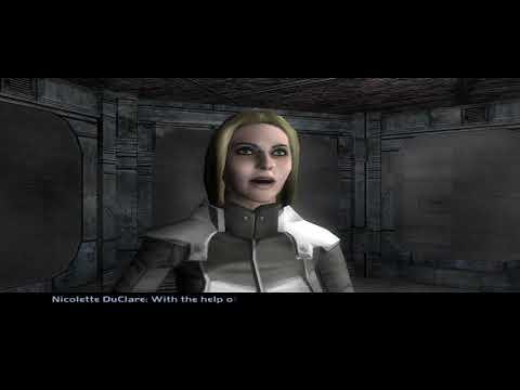 Deus Ex: Invisible War (2003) - Black Gate Laboratory (Part 1) (Trier, Germany) [4K 60FPS]  