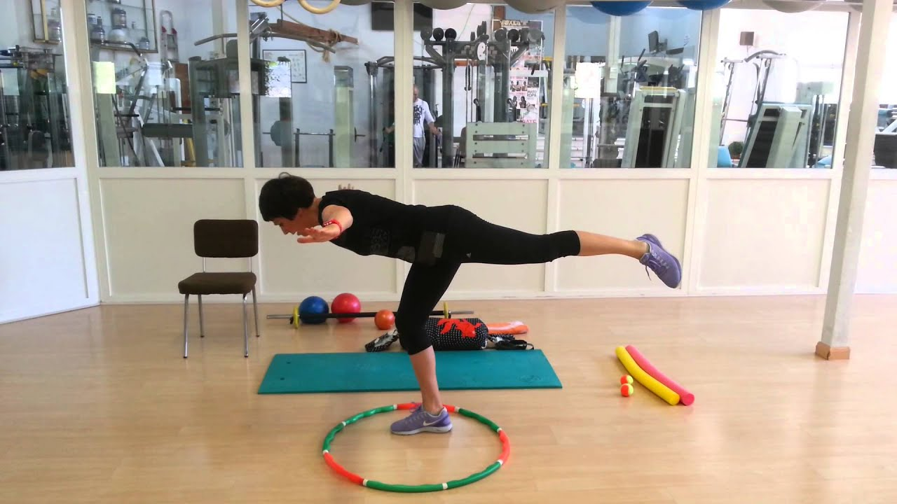 Ejercicios En Circuito Y Coordinacion : Gimnasia restaurativa ejercicios equilibrio y coordinación