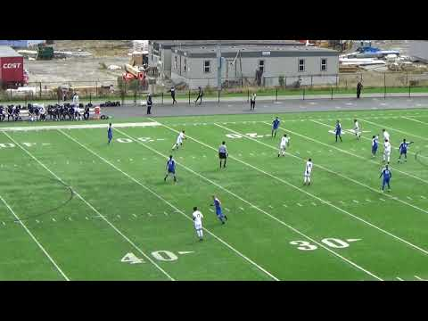 Quaker Valley Boys Soccer - 10/22/2016 - vs East Allegheny (WPIAL AA First Round)