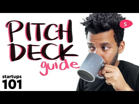How to Create a Pitch Deck for Investors: Fundraising for St