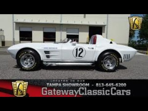 1204 TPA 1963 Chevrolet Corvette Grand Sport