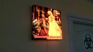 НОВИНКА!!! Многоцветный светильник-ночник с фото на заказ в Севастополе(изготовление светильников с фото на заказ в Севастополе. vk.com/printsalon92 сайт www.printsalon.su., 2016-10-16T20:16:53.000Z)