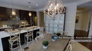 The Marquette Show Home at Avalon Encore