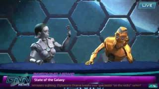 Master of Orion Conquer The Stars - DLC Elerian Gameplay Part 2 Antaran Attacks Continue