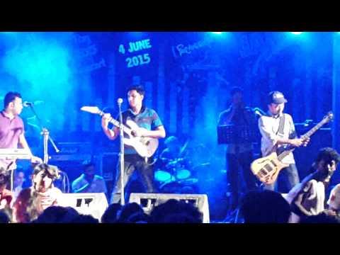 ShironamhiN - Bullet Kingba Kobita (বুলেট কিংবা কবিতা) (Live at BUET) [June 4, '15]