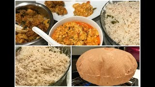 Indian Dinner Routine | Sunday Lunch/Dinner Routine Ideas | Indian Lunch/Dinner Preparation