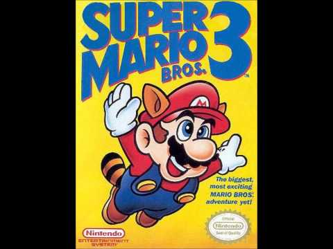 Full Super Mario Bros. 1-3 Soundtracks